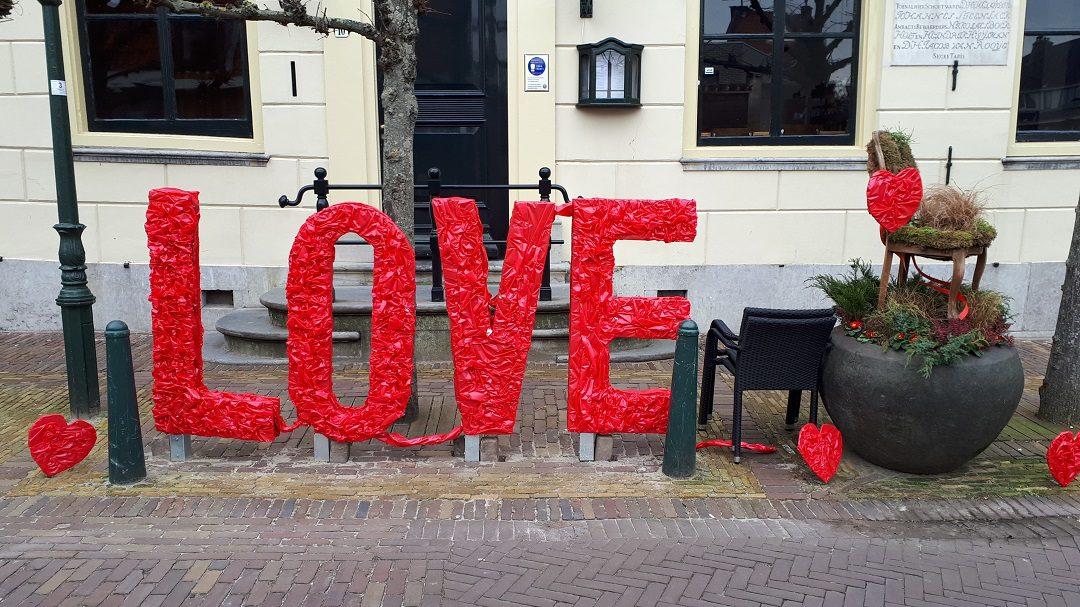 Liefde maakt van je huis een thuis