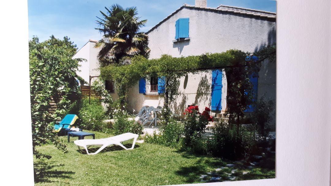 foto vakantie huis in de Provence
