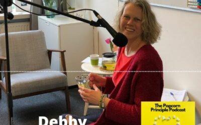 Interview over mijn bedrijf en leven door The Popcorn Principle Podcast